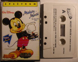 MICKEY MOUSE (Spectrum)(1988)
