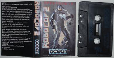 ROBOCOP 2 (Spectrum)(1990)