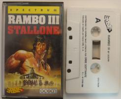 RAMBO III (Spectrum)(1988)