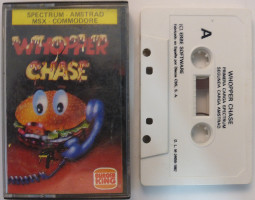 WHOPPER CHASE (Spectrum)(1987)