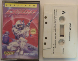 EXOLON (Spectrum)(1987)