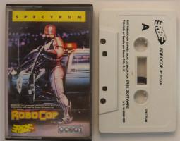 ROBOCOP  (Spectrum)(1988)