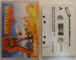 AUSTRALIAN GAMES (Spectrum)(1990)