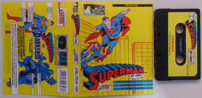 SUPERMAN (Spectrum)(1986)