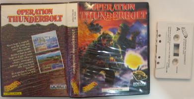 OPERATION THUNDERBOLT (Spectrum)(1989)