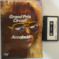 GRAND PRIX CIRCUIRT (Spectrum)(1990)