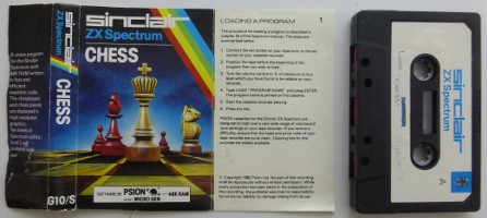 CHESS (Spectrum)(1983)