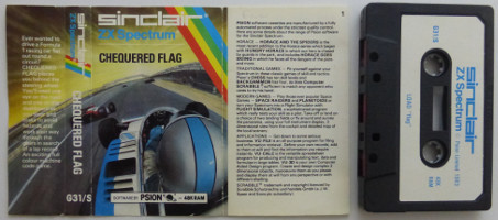 CHEQUERED FLAG (Spectrum)(1983)