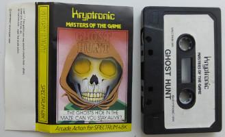 GHOST HUNT (Spectrum)(1984)