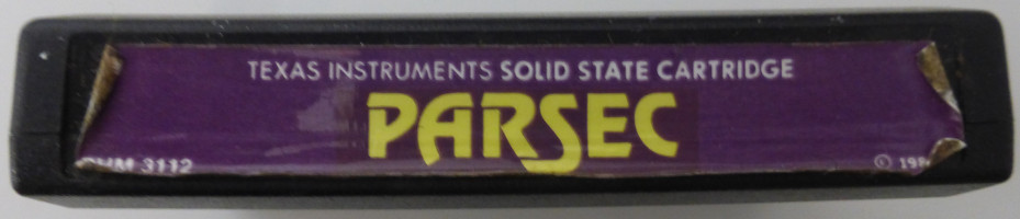 PARSEC (Texas Instruments)(1982)