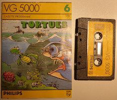 TORTUES (VG 5000)(1984)
