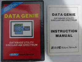 DATA GENIE (Spectrum)(1984)