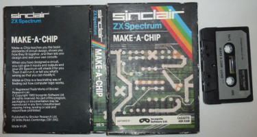 MAKE-A-CHIP (Spectrum)(1983)