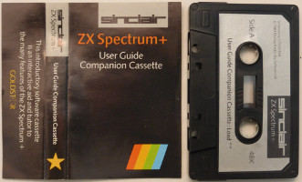 ZX Spectrum+ User Guide Companion Cassette (Spectrum)(1984)