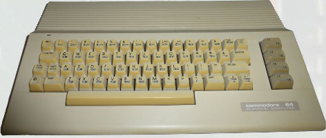 Ficha: Commodore 64c (1987)