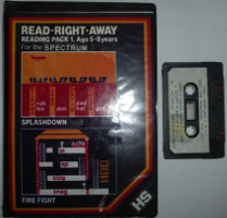 READ-RIGHT-AWAY – READING PACK 1 (Spectrum)(1987)