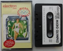 MICRO OLYMPICS (Acorn)(1984)