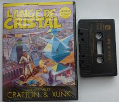 L'ANGE DE CRISTAL (Amstrad CPC)(1988)
