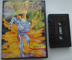 FRONTIERS (Amstrad CPC)(1988)