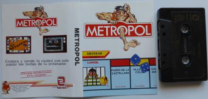 METROPOL (Amstrad CPC)(1988)