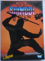 SHINOBI (Amstrad CPC)(1989)
