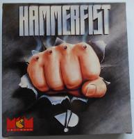 HAMMERFIST (Amstrad CPC)(1990)