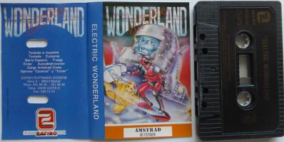ELECTRIC WONDERLAND (Amstrad CPC)(1988)