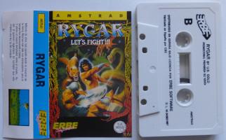 RYGAR (Amstrad CPC)(1987)