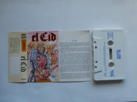 EL CID (Amstrad CPC)(1987)