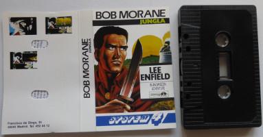 BOB MORANE JUNGLA (Amstrad CPC)(1987)