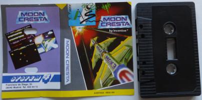 MOON CRESTA (Amstrad CPC)(1986)
