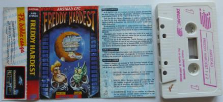 FREDDY HARDEST (Amstrad CPC)(1987)
