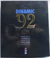 DINAMIC 92: NARCO POLICE, MEGA PHOENIX, HAMMER BOY, LOS TEMPLOS SAGRADOS, ASPAR GP MASTER (Amstrad CPC)(1991)