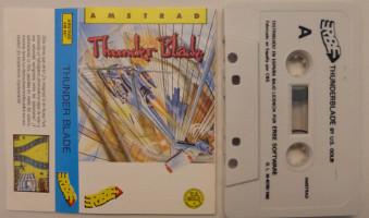 THUNDER BLADE (Amstrad CPC)(1988)
