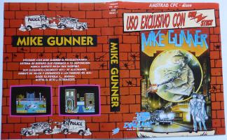MIKE GUNNER (Amstrad CPC)(1988)