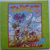TARGET PLUS (Amstrad CPC)(1988)