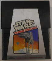 STAR WARS: THE EMPIRE STRIKES BACK (Atari 2600)(1982)