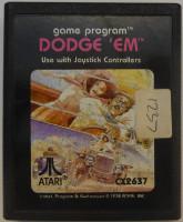 DODGE EM (Atari 2600)(1978)
