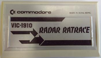 RADAR RATRACE (Commodore VIC)(1981)