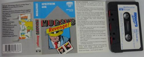 MUGSY'S REVENGE / MUGSY (Spectrum)(1986)