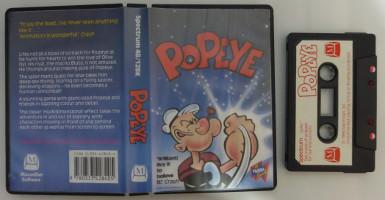 POPEYE (Spectrum)(1986)