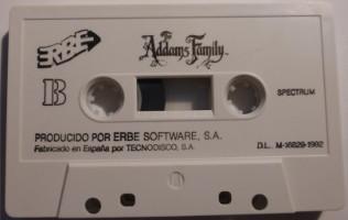 ADDAMS FAMILY (Spectrum)(1992)