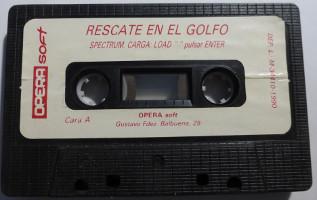 RESCATE EN EL GOLFO (Spectrum)(1990)