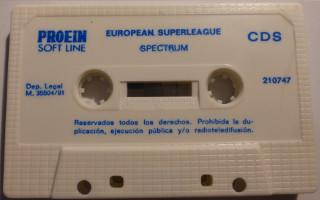 EUROPEAN SUPERLEAGUE (Spectrum)(1991)