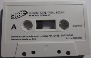 DESAFIO TOTAL (Spectrum)(1991)