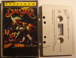 BLACK TIGER (Spectrum)(1990)