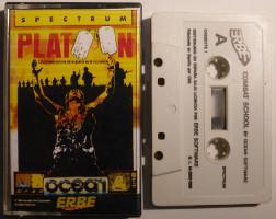 PLATOON (Spectrum)(1988)