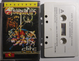 THUNDERCATS (Spectrum)(1989)