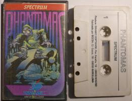 PHANTOMAS 1 (Spectrum)(1986)