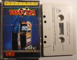 BUGGY BOY (Spectrum)(1989)